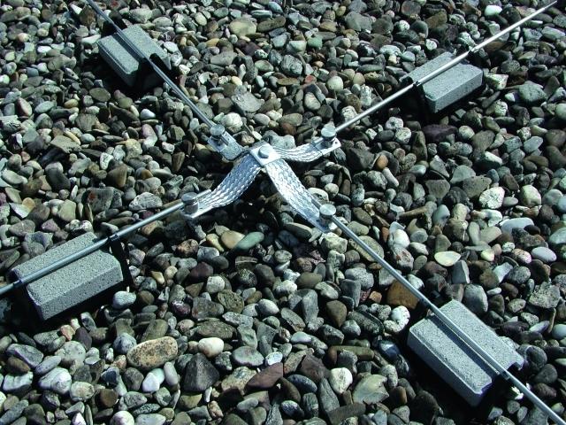 Anwendungsbeispiel Überbrückungsbänder