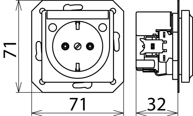Detailzeichnung NSM-Protector RO TW