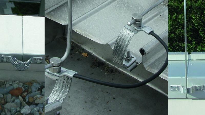 Überbrückungs- Bänder / Laschen / Seile